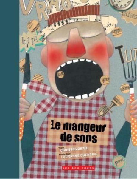 Couverture du livre Mangeur de sons