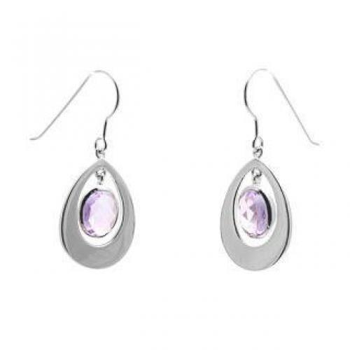 Amethyst Inspiration Earrings