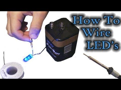MAKE presents: The LED - YouTube