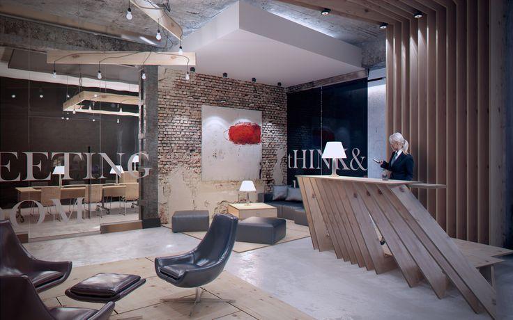 лофт дизайн офис - Поиск в Google