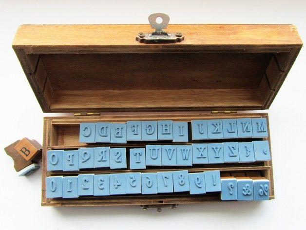 30 Alphabet Stempel ,Buchstaben Großbuchstaben,Zahlen und Zeichen zum verschönern ,für die Kids,zum verschenken oder für Euch selbst..