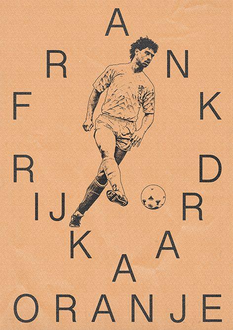 Frank Rijkaard '88.