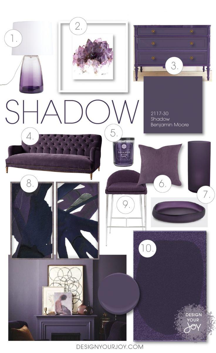Benjamin Moore Shadow 2117 30 Joy Colour Profiles