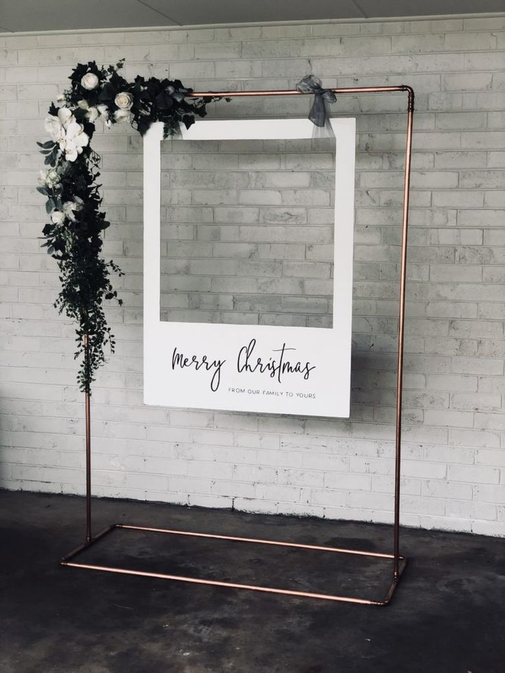 Wedding Trend Report 2018: Signage - One Fine Day Wedding Fair