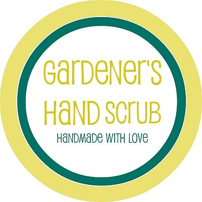 For a quick but thoughtful gift, make the Gardener's Hand Scrub. This easy project will produce a wonderful gift in a simply decorated jar. Homemade gifts in a jar are always a hit so give this one a try.