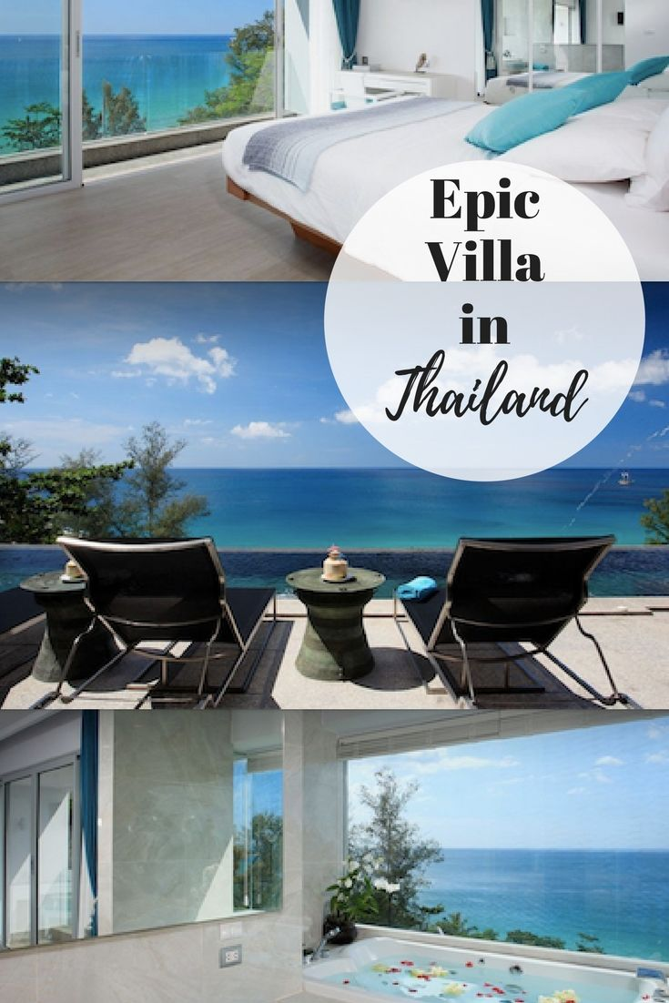 Thailand accommodation - Bluesiam Villa is one of the most luxurious villas in Phuket, Thailand.
