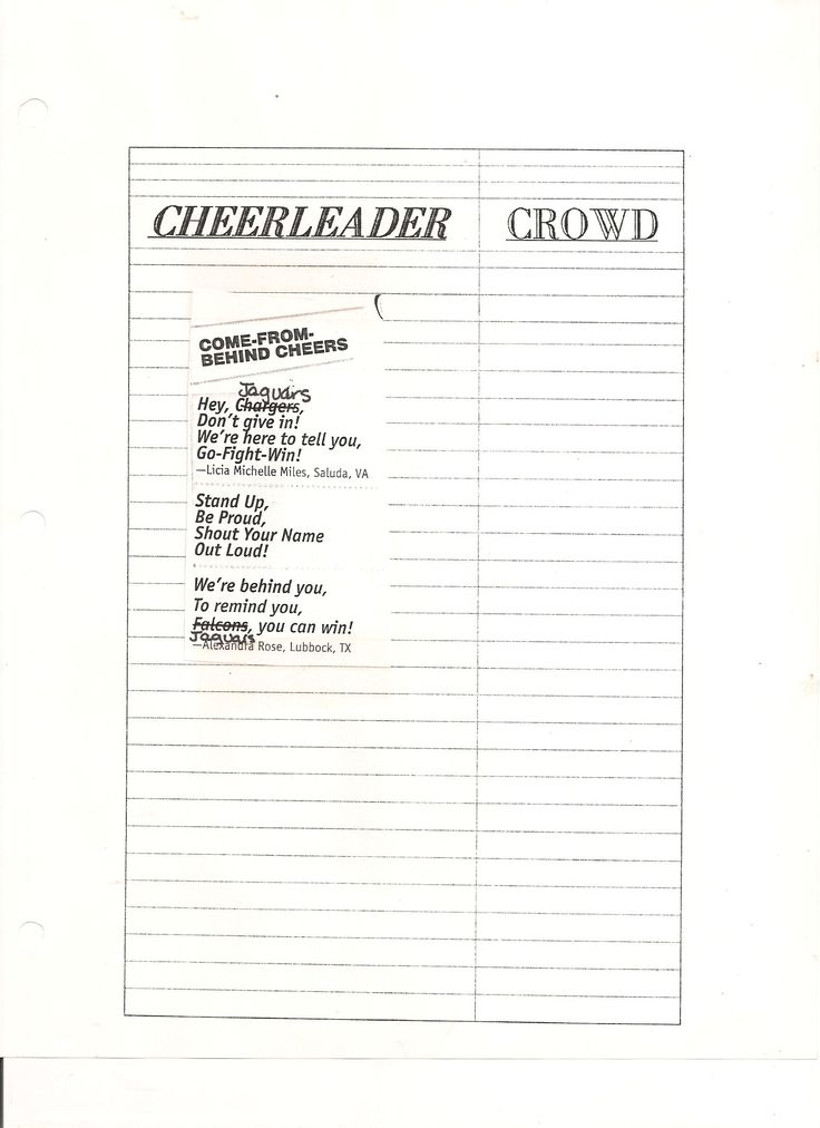 39 best Cheer Book images on Pinterest Book, Books and Cheerleading - cheerleading tryout score sheet