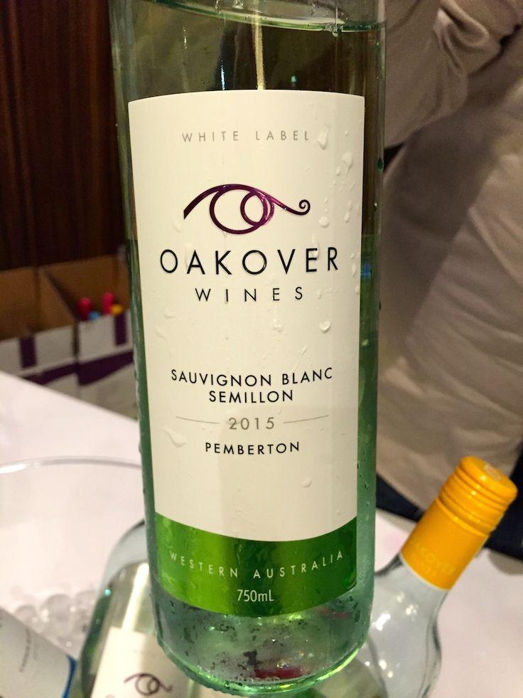 Oakover Wines 2015 SBS - Swan Valley