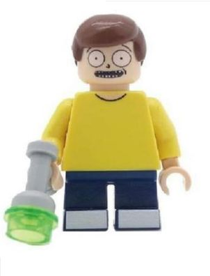 Morty lego Free  haha this is awesome!