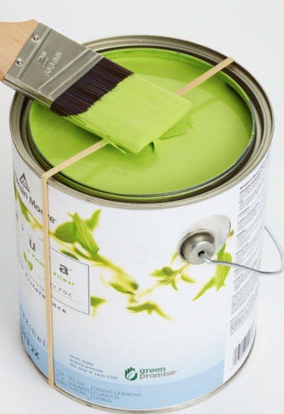 Stehen bei Ihnen bald Malerarbeiten auf dem Programm? Schauen Sie sich dann schnell diese 9 PRO Maler-Hacks an! - DIY Bastelideen