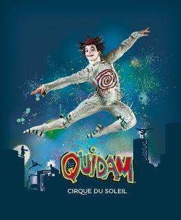 Quidam | Spectacle de tournée | Cirque du Soleil                                                                                                                                                                                 Plus