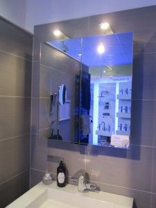 Keuco Royal Universe Mirror Cabinet (650mm) With Lights  Was: £863.00           Now Only: £430