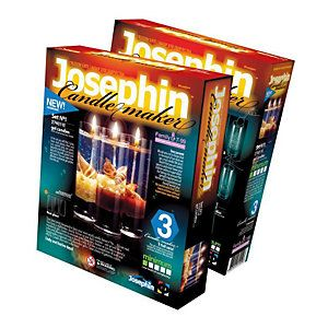 Josephine Гелевые свечи с коллекционными морскими раковинами №1