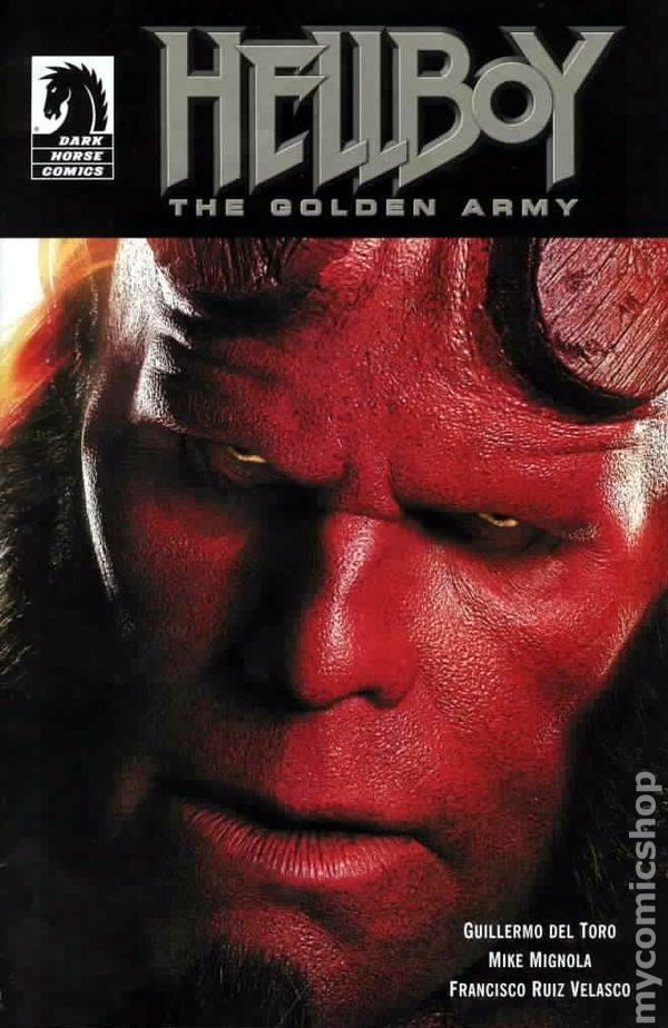 Hellboy The Golden Army (2008) 0A