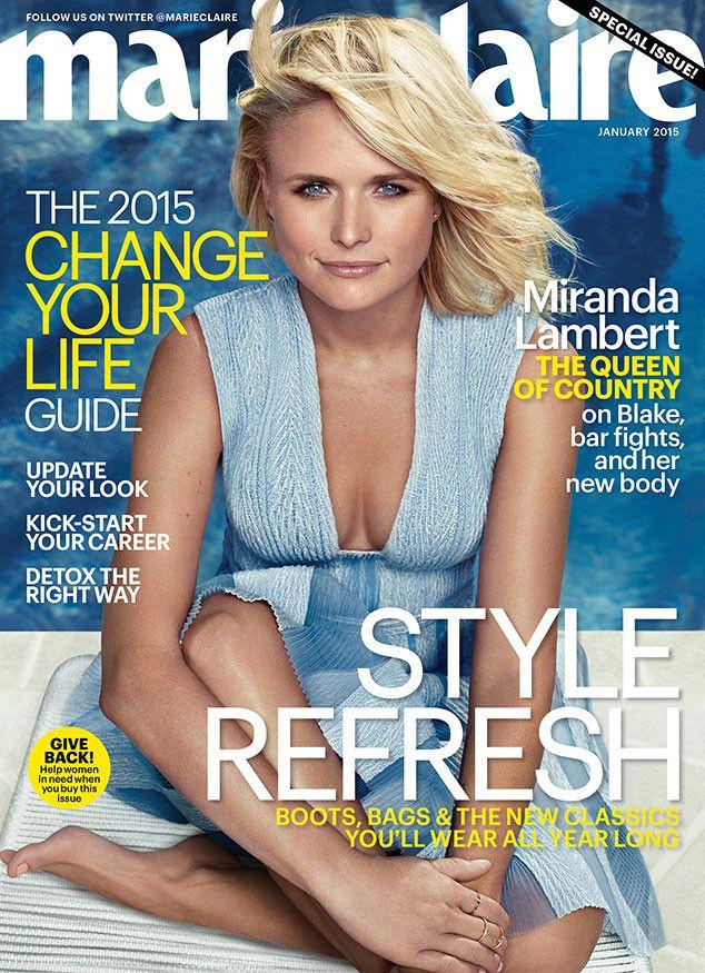 Miranda Lambert Talks 20-Pound Weight Loss, Says She's Happy Her ''S--t's Not Jiggling''