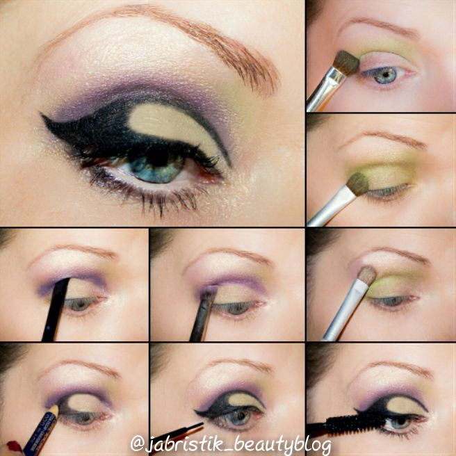 http://jabristik.blogspot.de/2014/10/instagram-so-d-19102014-2202.html :: #mua #makeupartist #makeupartistry #pictorial #pictorials #picturetutorial #picturetutorials #wingedeyeliner #eyeliner #wing #blackeyeliner #essence #sleekmakeup #thebalm #manhattan #mac #barrym