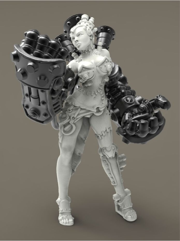 brute thrall—femme fatale arm tube - Google Search ...