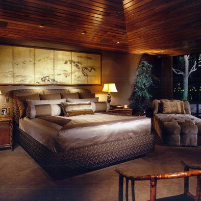 Asian Bedroom Design, Pictures, Remodel, Decor and Ideas - page 4