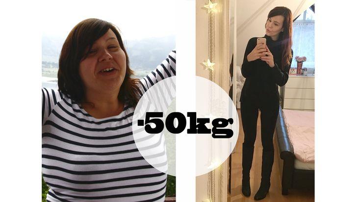 Langfristig abnehmen. Wie ich 50 Kilo abgenommen habe.