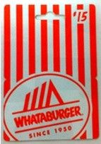 $15 What A Burger Gift Card !!! sold for very minimum price $ 0.01. Save over $ 14.99 From The Normal Retail Price!! You can too save up to 99% off on items. http://www.wizbidz.com/auctions/view/whataburger-gift-card-15FR7AM Register now & Start Bidding!! Check out more : http://www.wizbidz.com/