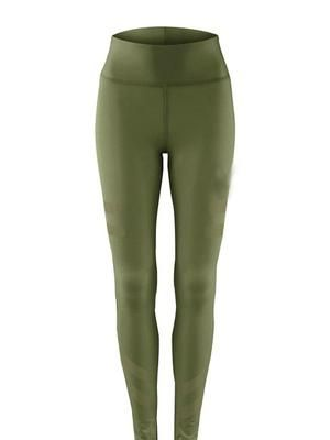 Army Green Leggings with Stripes // https://not4fashion.com/collections/fitness/products/high-waist-leggings?variant=3688216821790