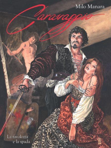 PaniniComics.Caravaggio Manara.Cover