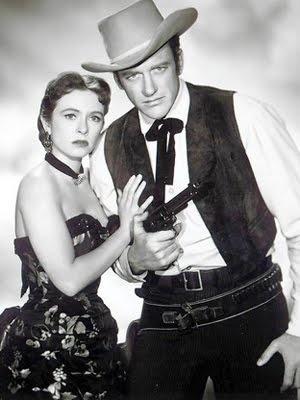 "Vintage TV: Gunsmoke w/Marshall Dillon and Miss Kitty...their love seemed ""pure…"