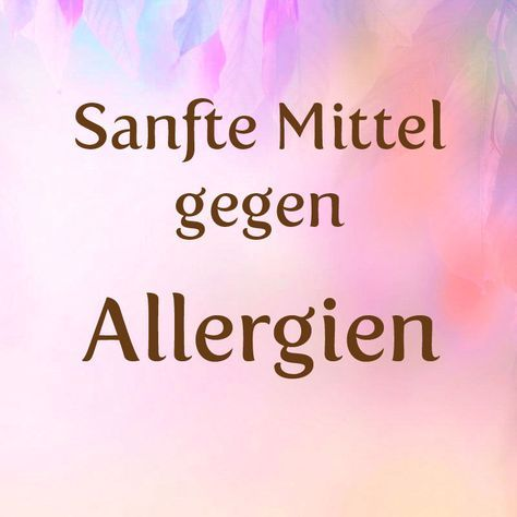 Akupunktur, Klimawechsel und weitere sanfte Mittel gegen Allergien