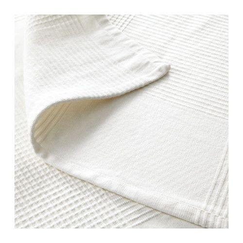 INDIRA Tagesdecke, Weiß