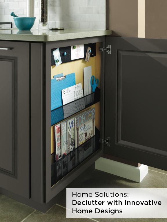 27 best Small Space Solutions images on Pinterest | Cabinet ...