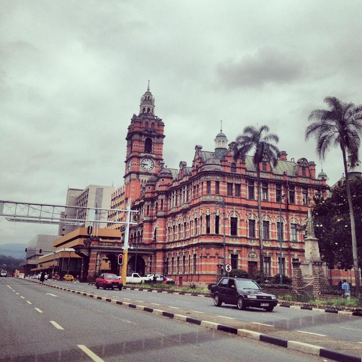 Pietermaritzburg City Hall, South Africa