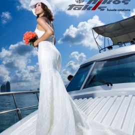 Nikos-Takis | Bride Collection 2013