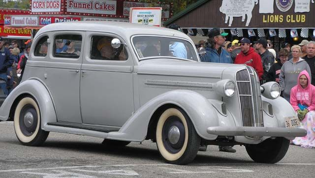 1000 images about 1936 dodgebrothers on pinterest for 1936 dodge 4 door sedan
