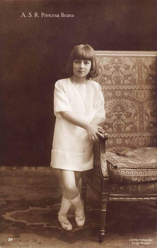 Princess Ileana of Romania