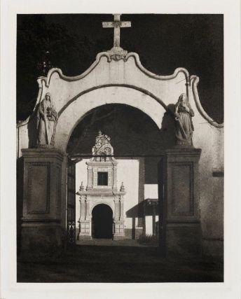 Church - Coapiaxtla from The Mexican Portfolio