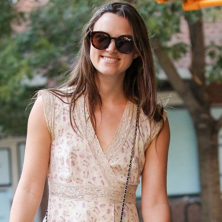 Keira Knightley Flashes a Big Smile During a Sweet Stroll With James Righton
