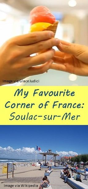 A French destination loved by the locals - Soulac-sur-Mer. #France #holiday