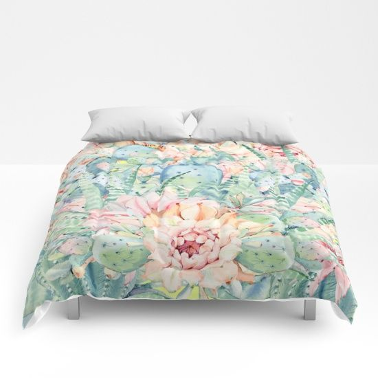 give me pastels Comforters