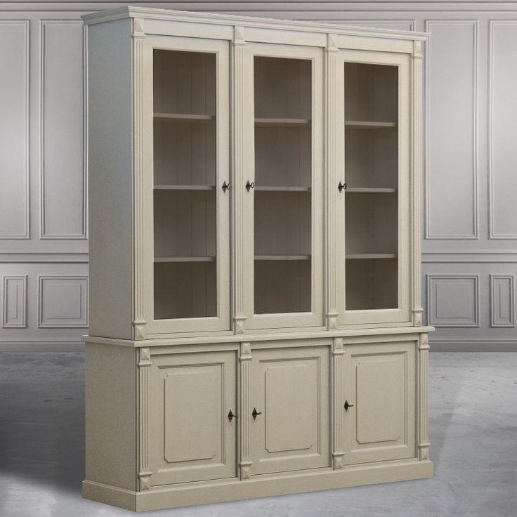 Книжный шкаф Kato - Книжные шкафы, витрины, библиотеки - Гостиная и кабинет - Мебель по комнатам My Little France
