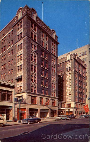 Hotel Sheraton, East Avenue Rochester, NY