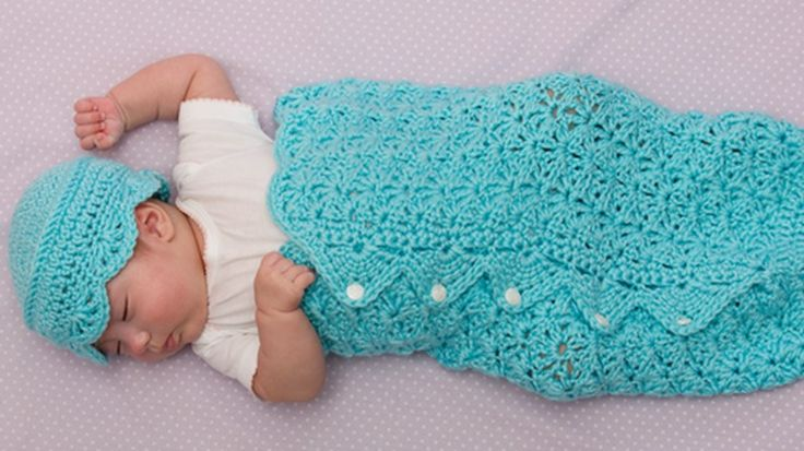 Button Up Baby Cocoon Crochet Pattern : 1000+ images about Crochet on Pinterest