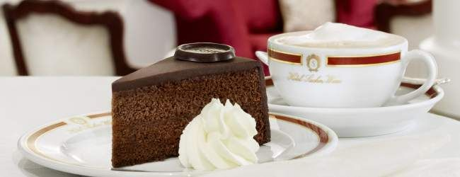 The Viennese really know how to bake! I don't even like chocolate cake. But the Hotel Sacher's Original Sachertorte is a whole 'nuther thing. You have not lived until you savor a pastry and a cup of coffee in a Viennese cafe. Wien (AUT)