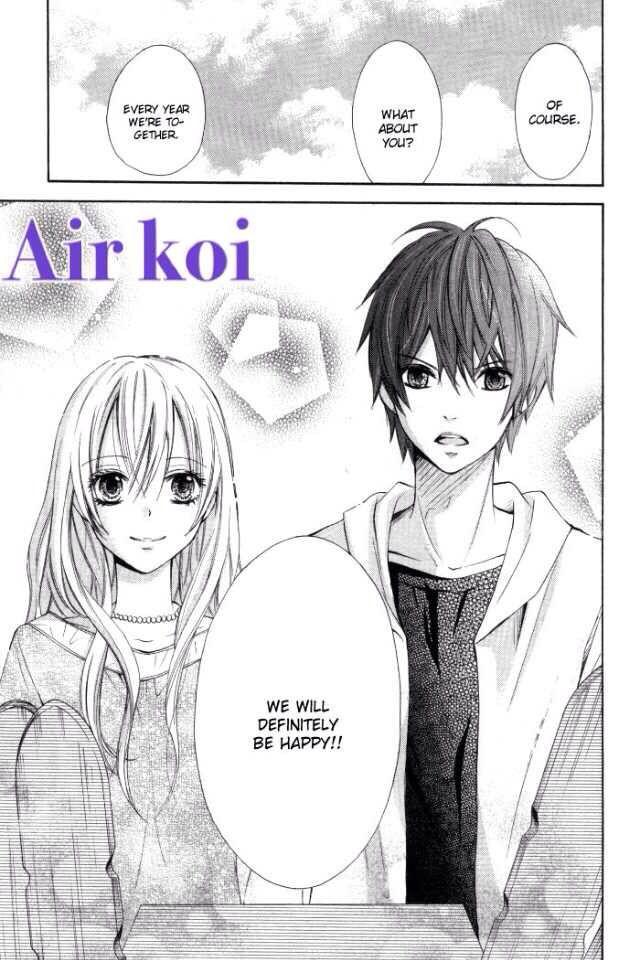 Manga: Air Koi