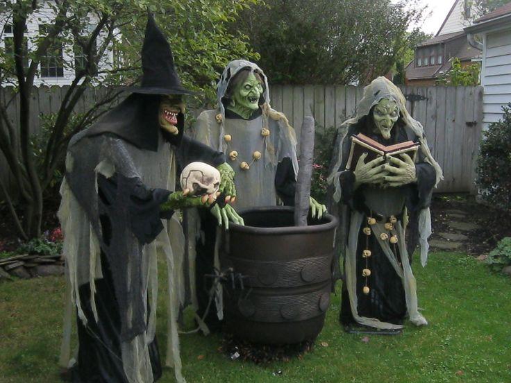 Mechanical Halloween Decorations