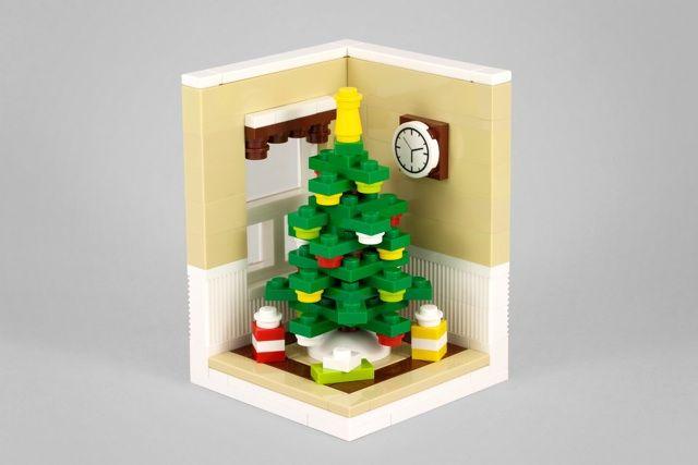 #Lego #ChristmasTree #Christmas