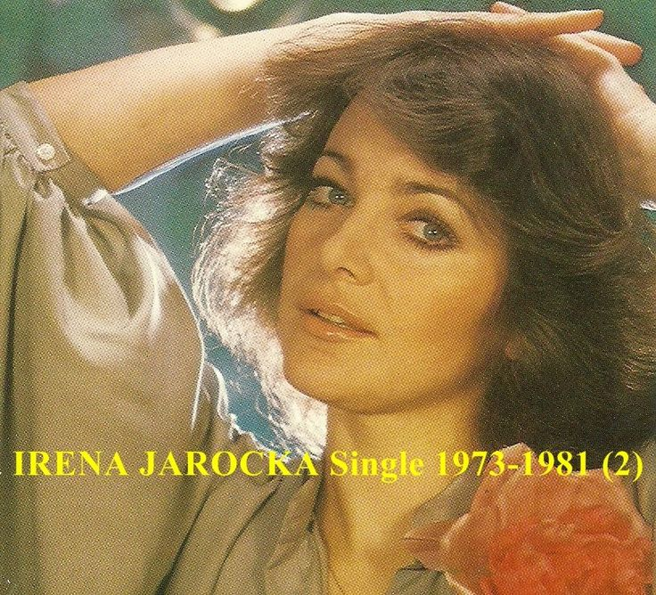 IRENA JAROCKA Single (2) 1973-1981 [vinyl-rip]