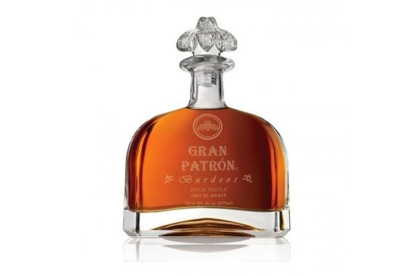 LOVE the bottle stopped - Gran Patrón Burdeos Tequila, Divinely Mexican | Baxtton