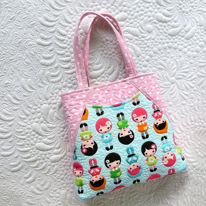 Learn to sew mini bags using the patterns you already own ...