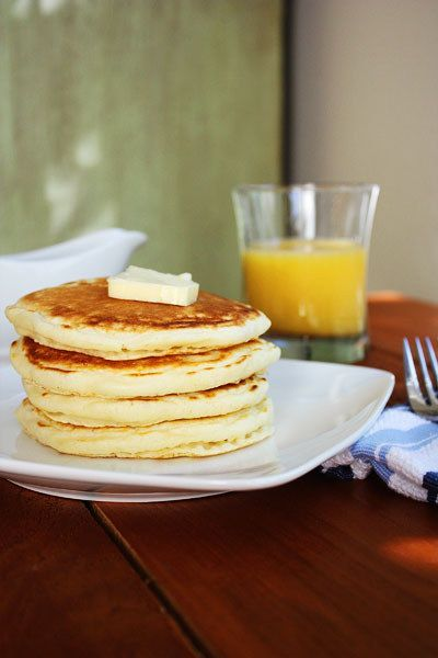Perfect Pancakes | 25 Delicious Recipes For Bakers At High Altitude