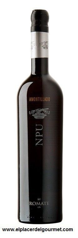 AMONTILLADO NPU, OFERTA SHERRY WEEK 13€, http://www.elplacerdelgourmet.com/es/home/295-jerez-vino-amontillado-npu-75-clsanchez-romate.html